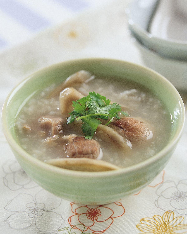 食譜:消腫牛蒡粥