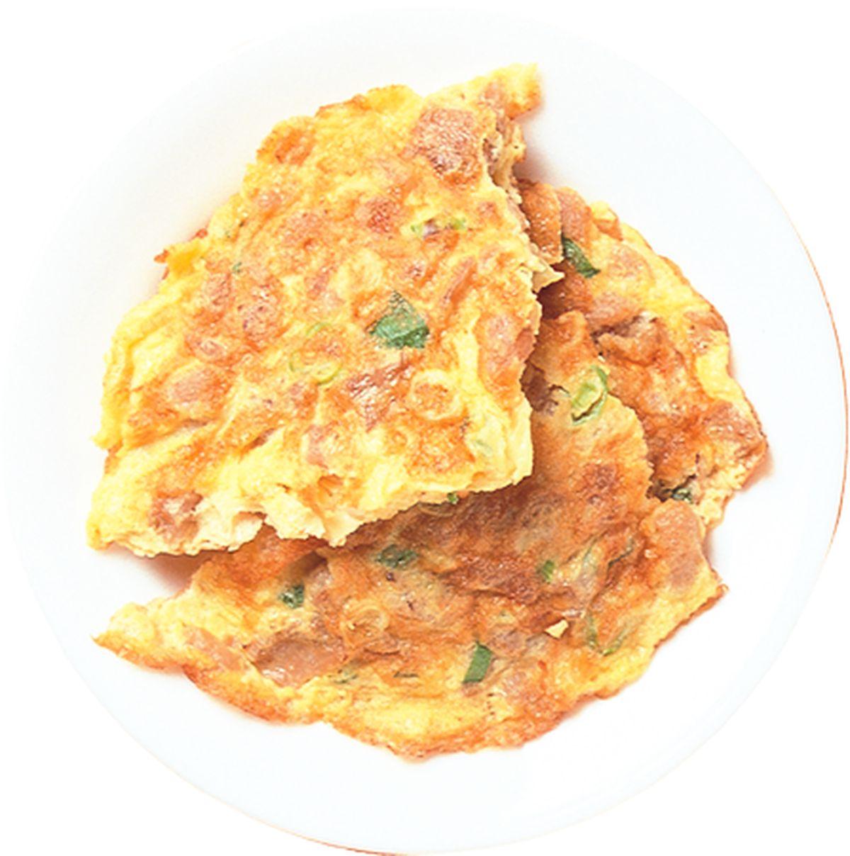 食譜:菜脯蛋
