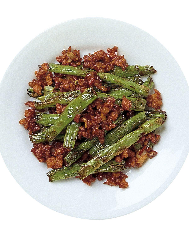食譜:乾扁四季豆