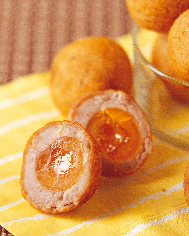 食譜:明月芋丸