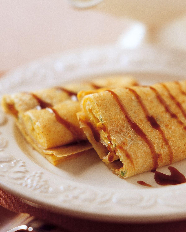食譜:中式全麥蛋餅