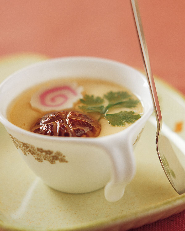 食譜:茶碗蒸(1)