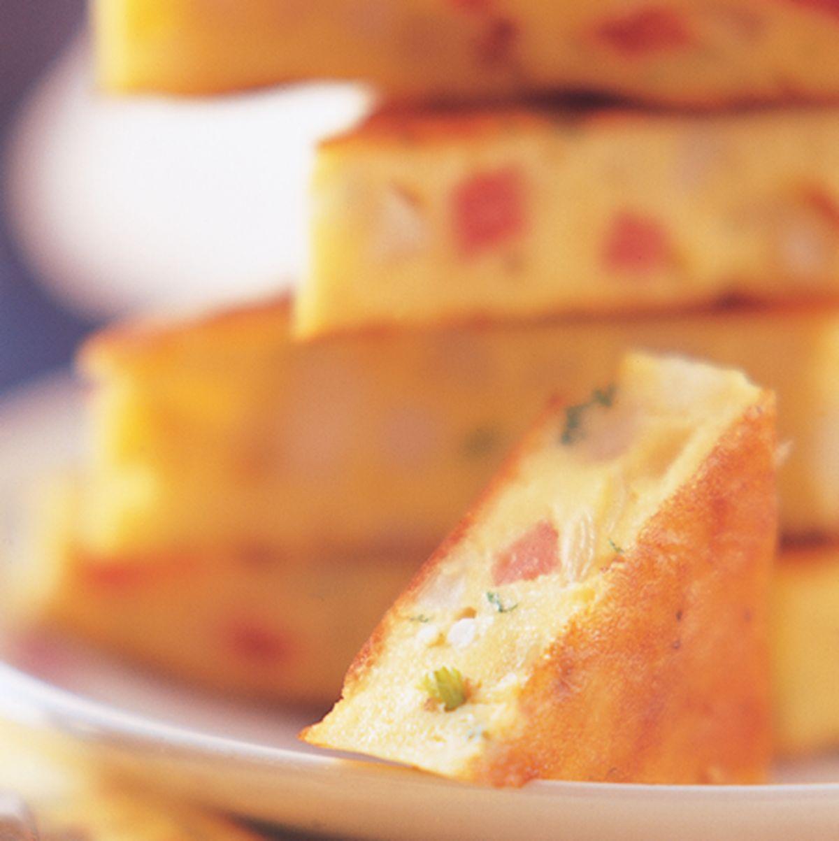 食譜:西班牙蛋餅