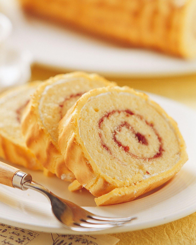 食譜:虎皮蛋糕卷