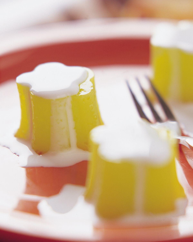 食譜:薄荷香瓜凍