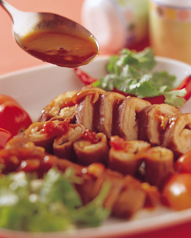 食譜:蕃紅豬大腸