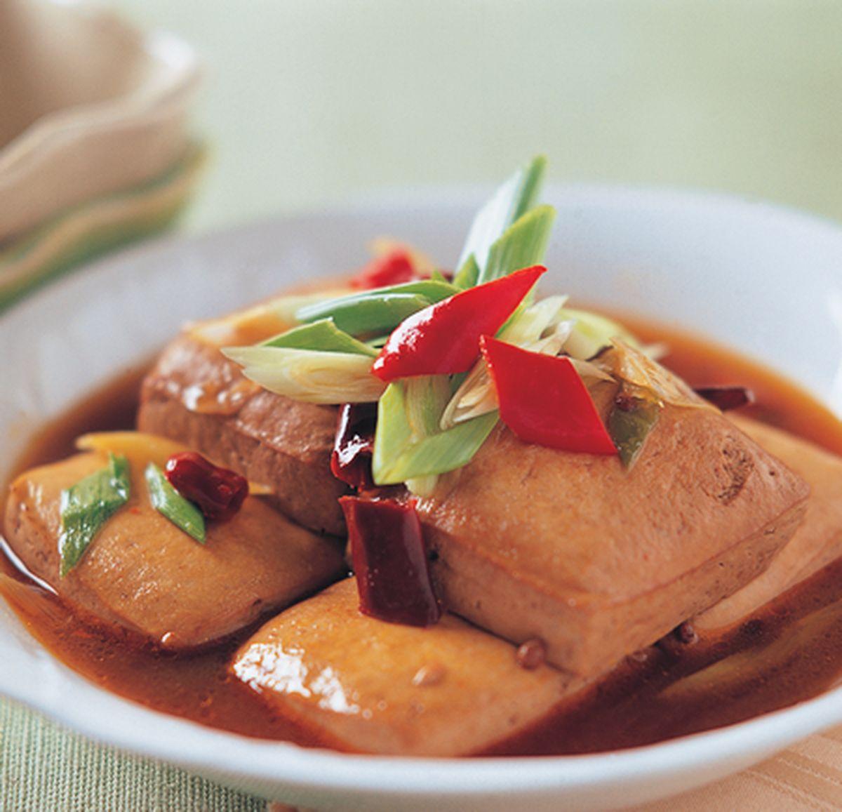 食譜:麻辣臭豆腐(3)