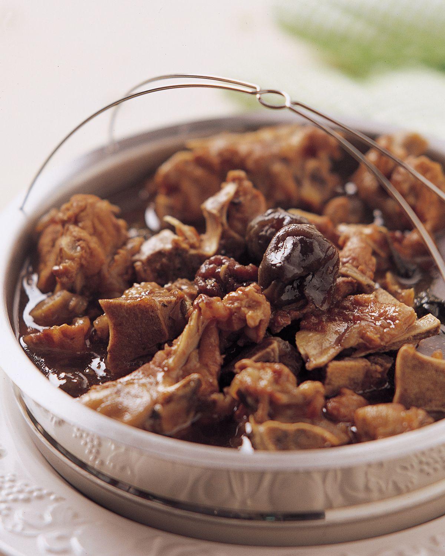 食譜:醋梅燒子排