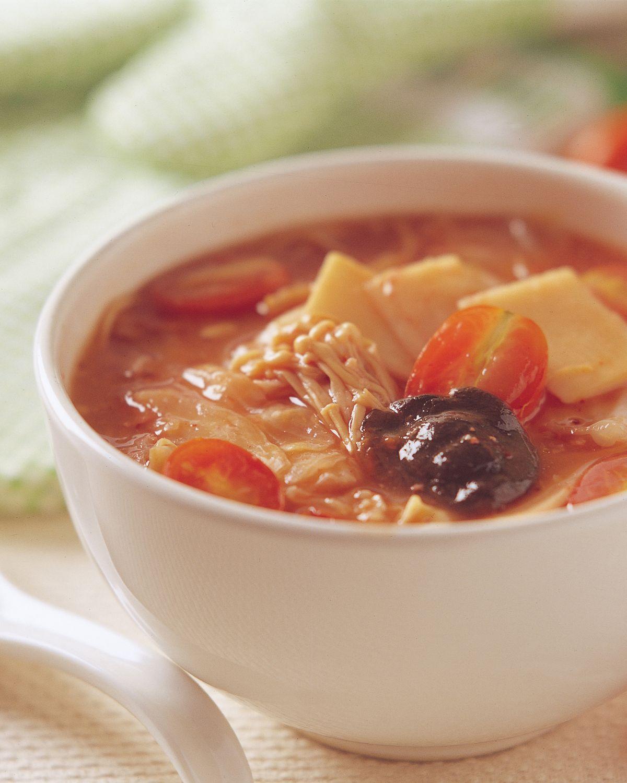 食譜:素羅宋湯