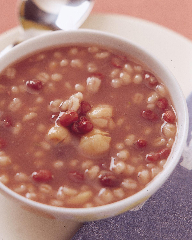 食譜:紅豆薏仁蓮子湯