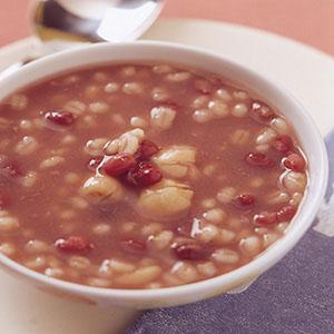 紅豆薏仁蓮子湯