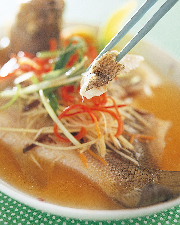 食譜:清蒸魚(1)