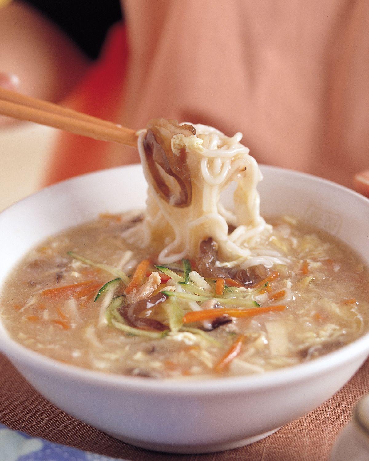 食譜:大滷麵(3)