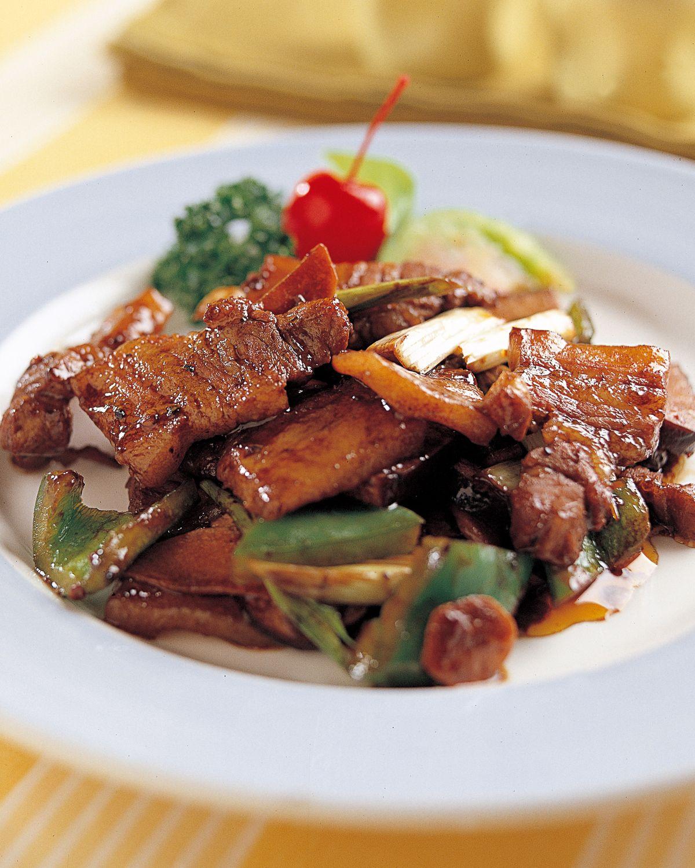 食譜:回鍋肉