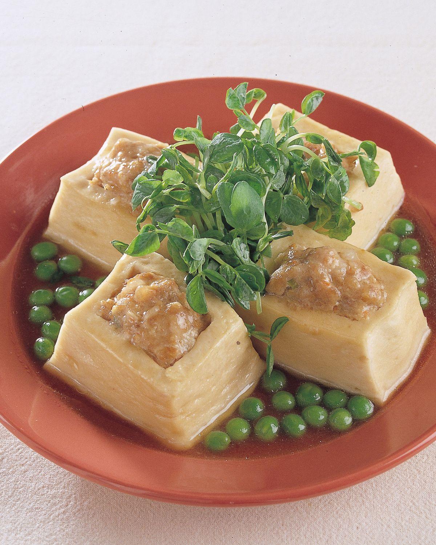 食譜:鑲豆腐(1)