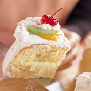 奇異蜜桃蛋糕