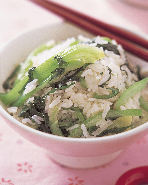 食譜:上海菜飯
