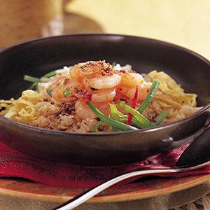 泰式蝦醬飯