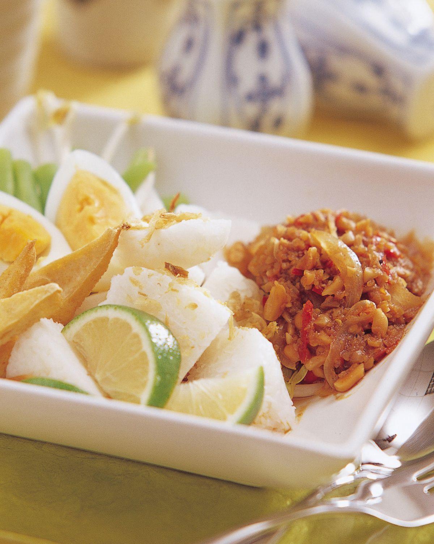 食譜:印尼式菜飯