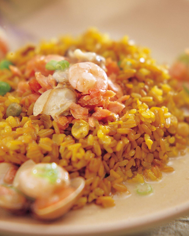 食譜:海鮮飯