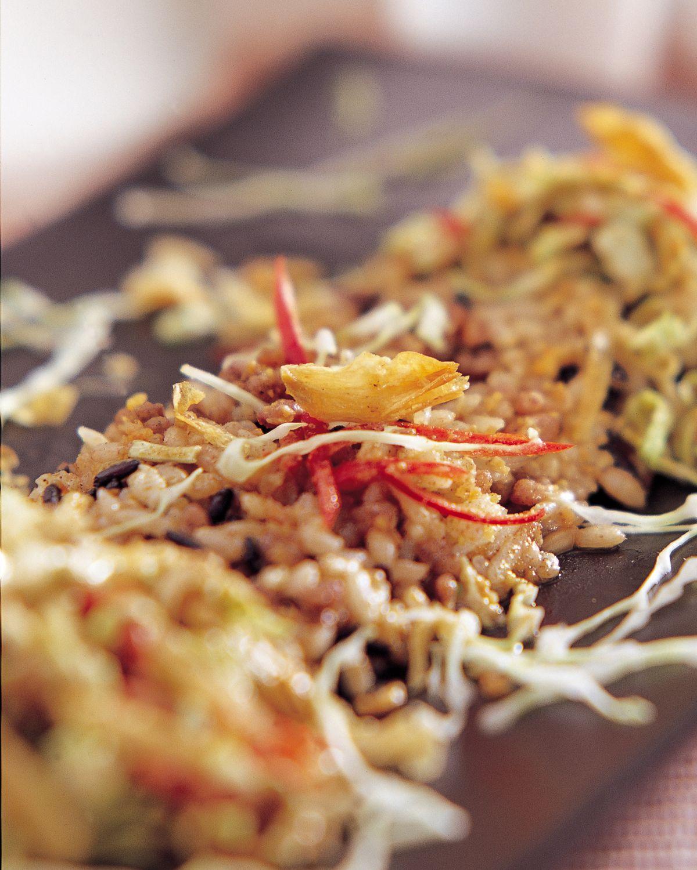 食譜:高麗菜飯(1)
