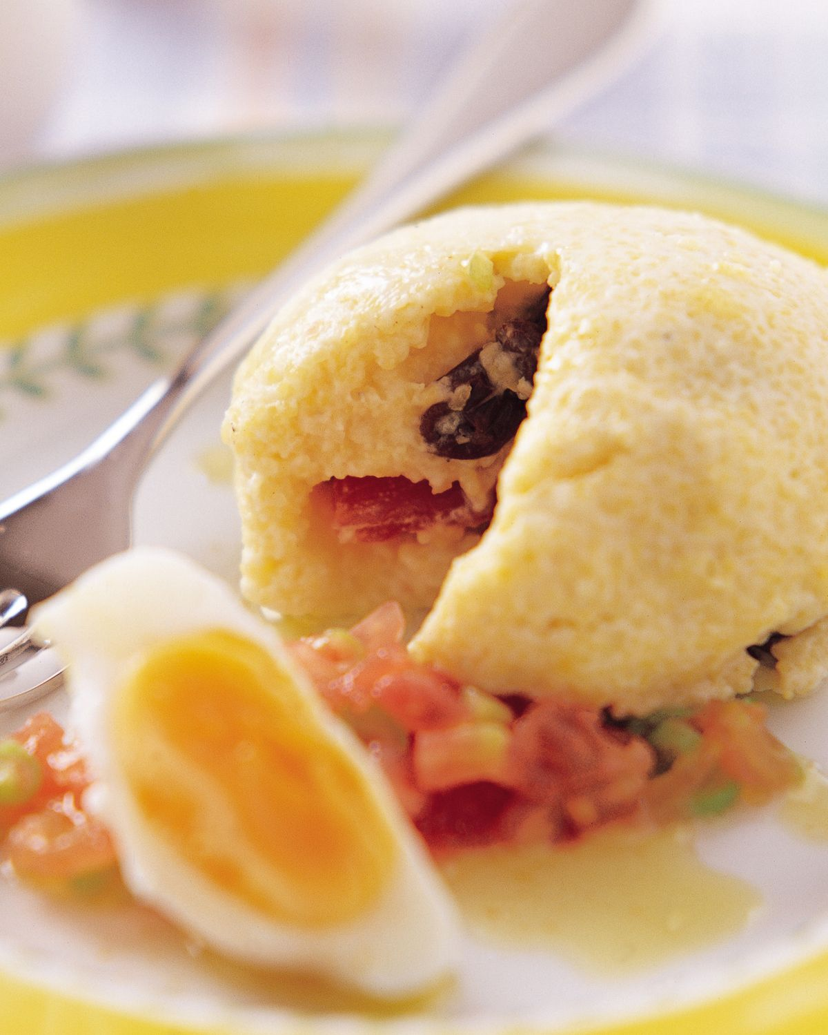 食譜:小米蒸餅