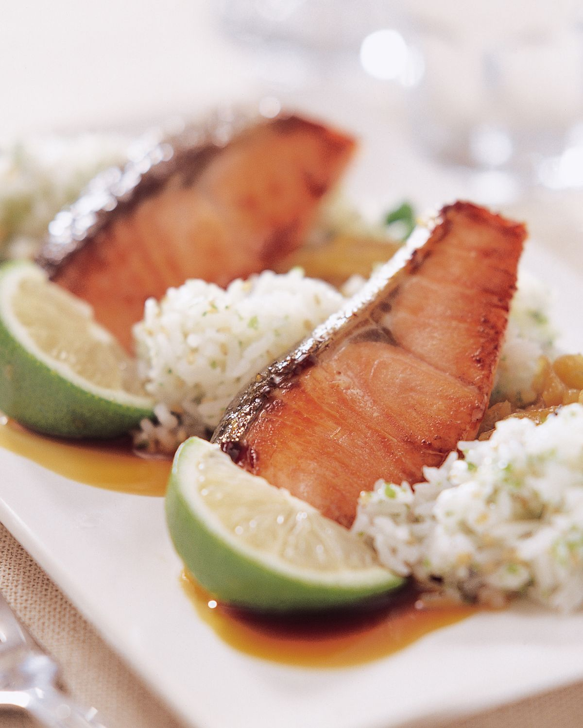 食譜:鮭魚飯