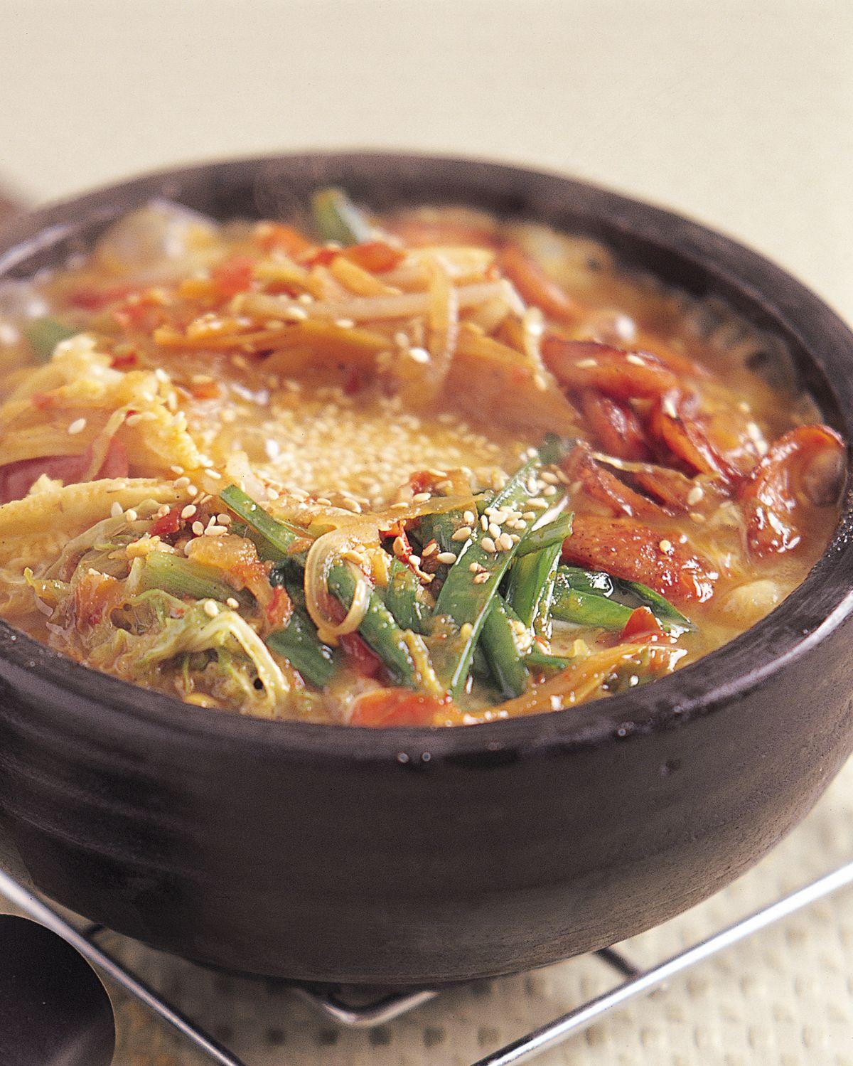 食譜:石鍋拌飯