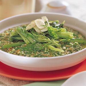 菠菜飯(1)