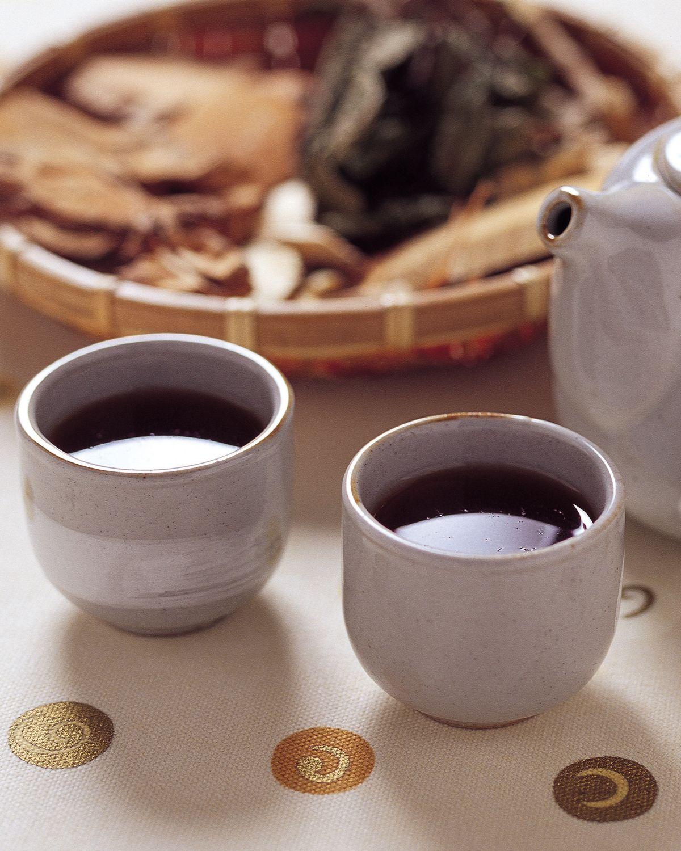 食譜:官草保肝茶