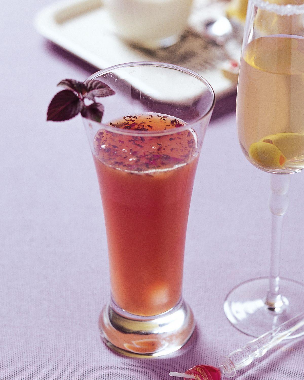 食譜:紫蘇柳橙汁