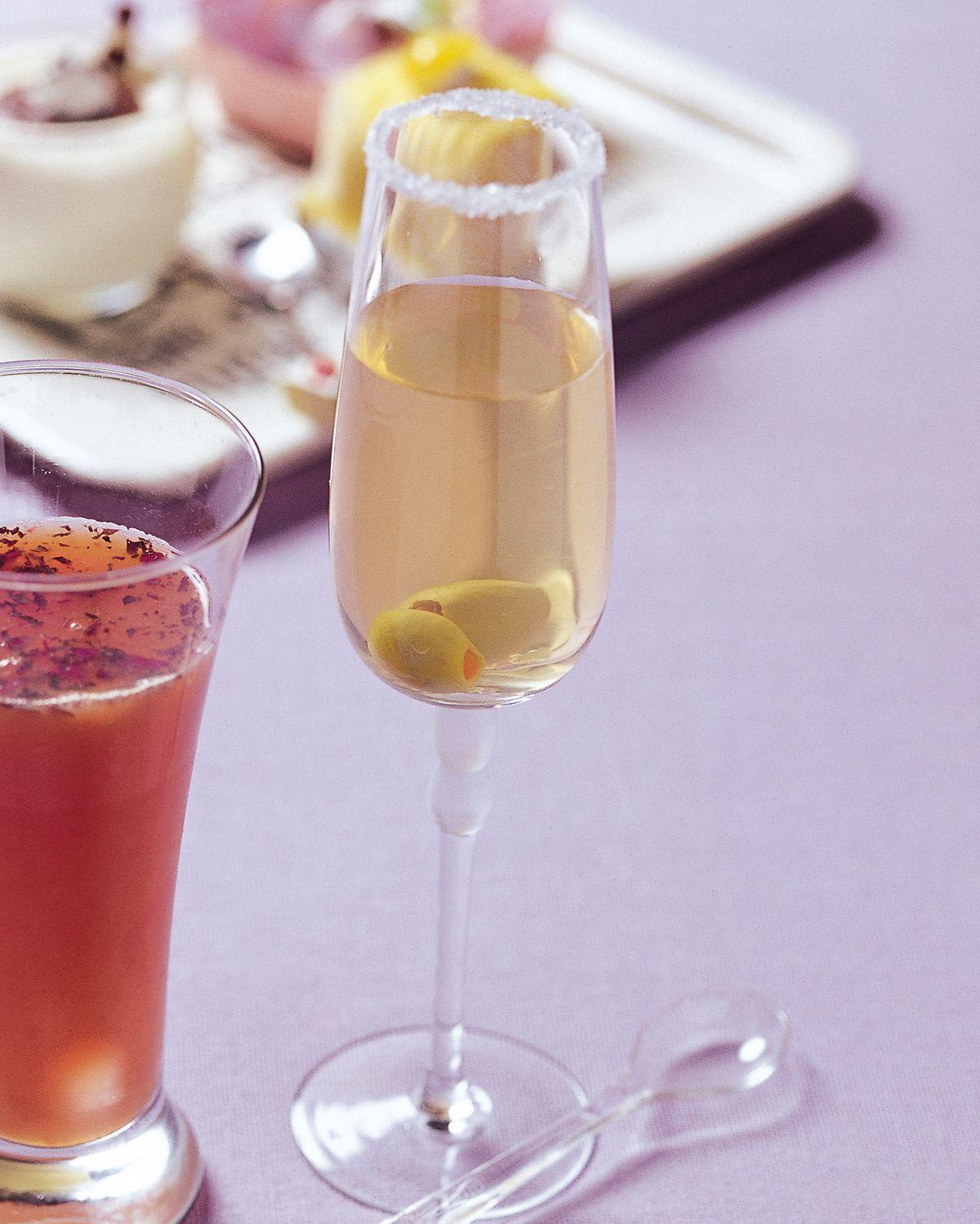 食譜:茅根雞尾酒