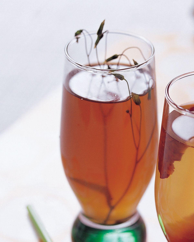 食譜:半支連排毒茶