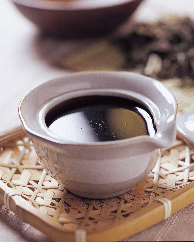 食譜:仙鶴茶