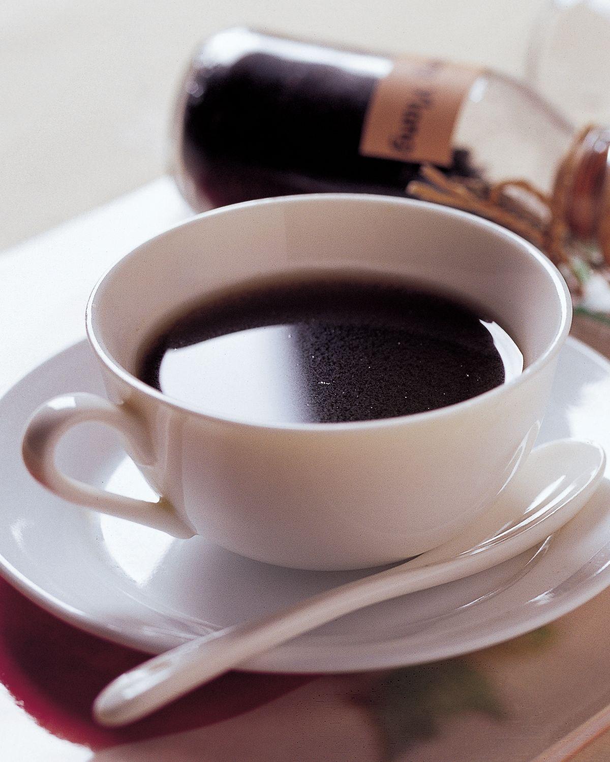食譜:左手香水果茶