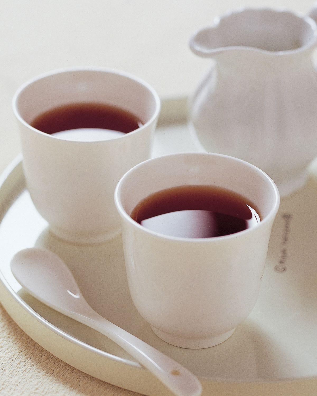 食譜:青草治痘茶