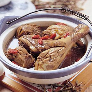 仙草雞(1)