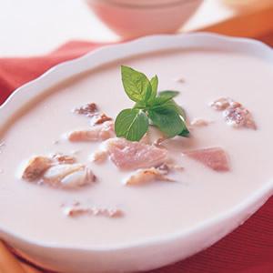 牛奶排骨湯
