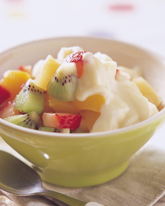 食譜:水果牛奶沙拉