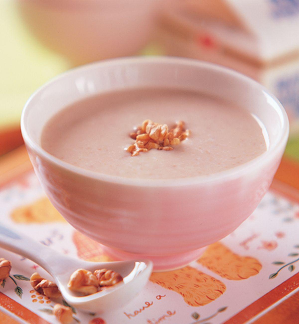 食譜:核桃鮮奶露