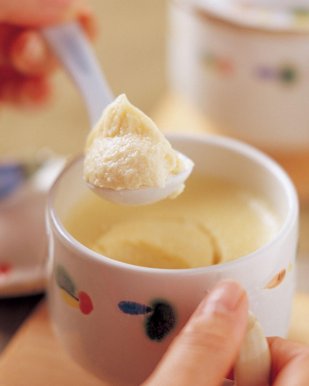 食譜:杏仁燉奶