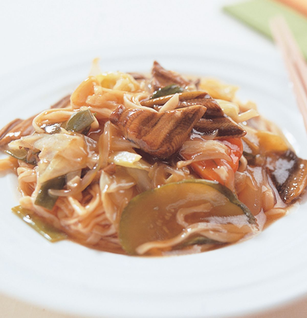 食譜:台南鱔魚意麵