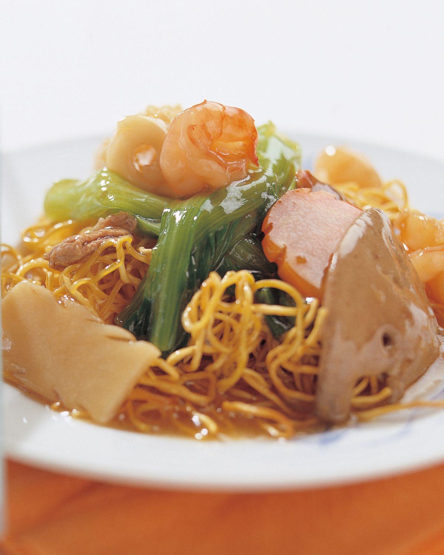 食譜:廣炒麵