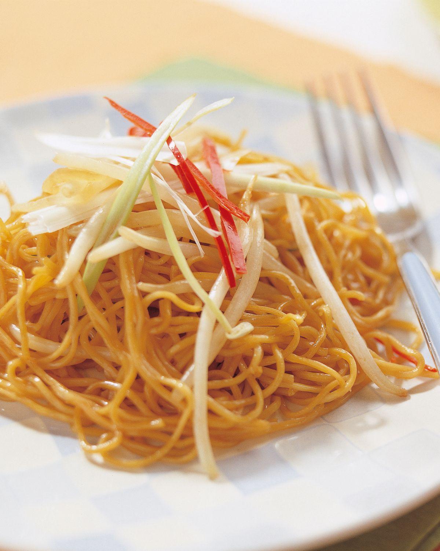 食譜:豉油皇炒麵