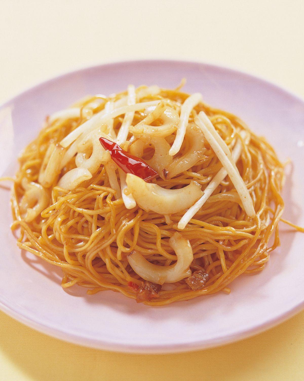 食譜:XO醬香辣炒麵
