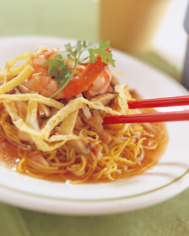 食譜:新加坡淋麵