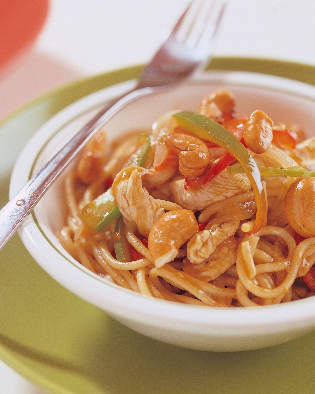 食譜:酸辣泰國雞肉麵
