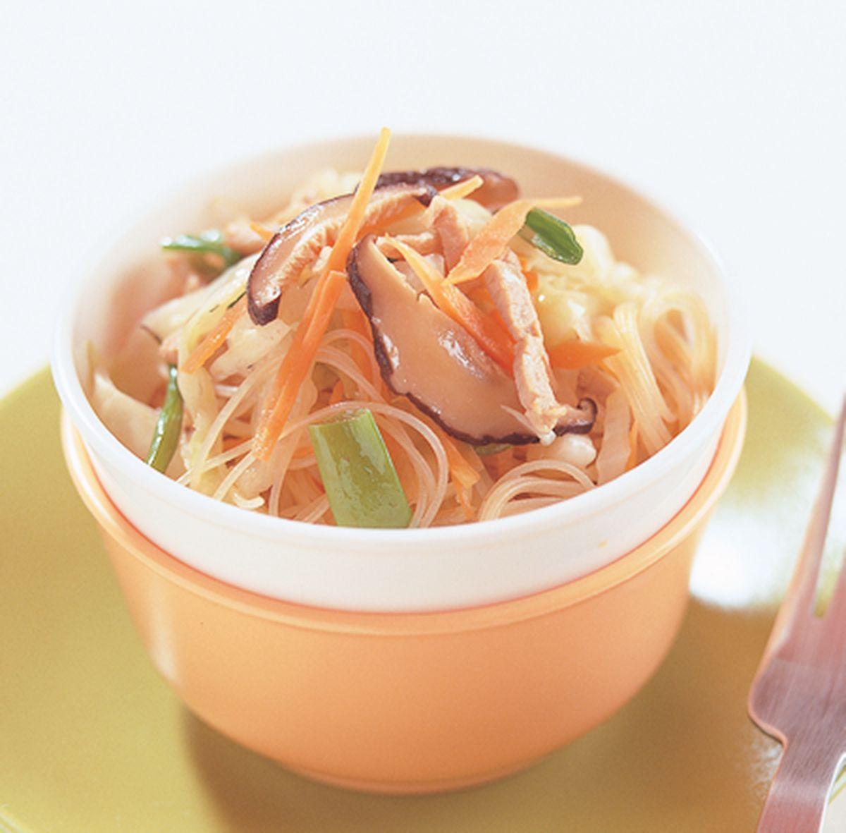 食譜:台式米粉炒