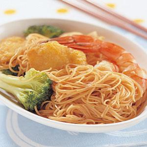 潮州三寶炒麵線
