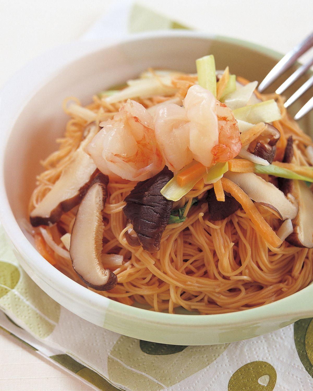 食譜:廈門炒麵線